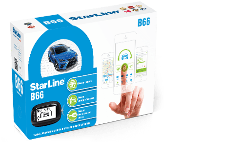 СИГНАЛИЗАЦИЯ STARLINE B66 2CAN+2LIN