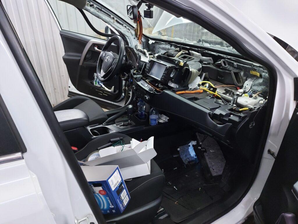 Установка автосигнализации на базе Pandect 1800 L